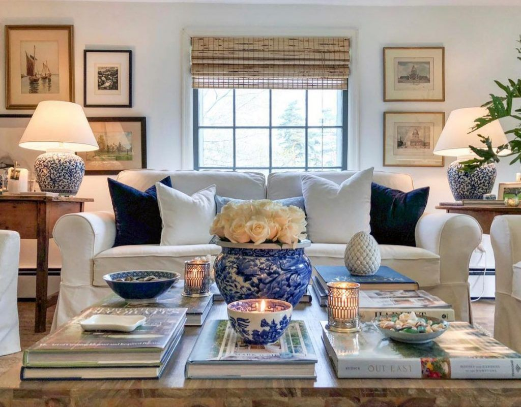 18 tips and tricks for styling a coffee table #livingroom
