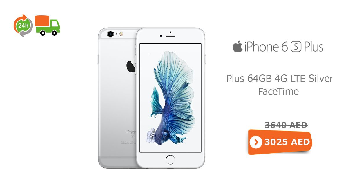 Best and #cheap #price #apple-iphone #6s-plus #64gb-4g-lte-#silver