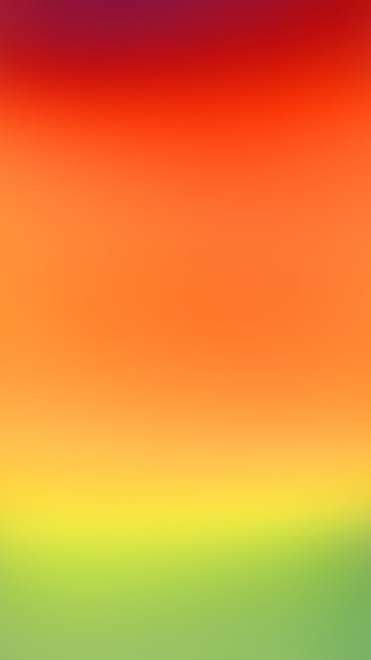 Fantastic Red Orange Blur Gradation Wallpaper Hd Iphone In