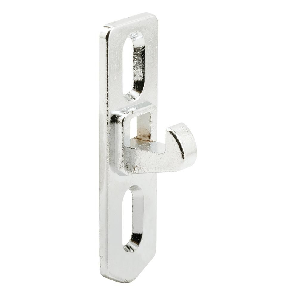 Prime Line Chrome Sliding Door Lock Keeper E 2089 Sliding Doors Sliding Door Hardware Chrome