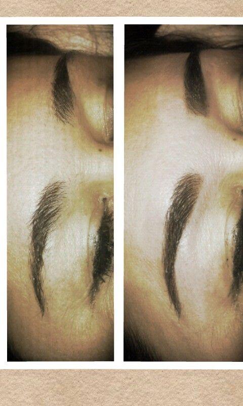 Eyebrow Treatment Medium Arch Eyebroweyelash Enhancements