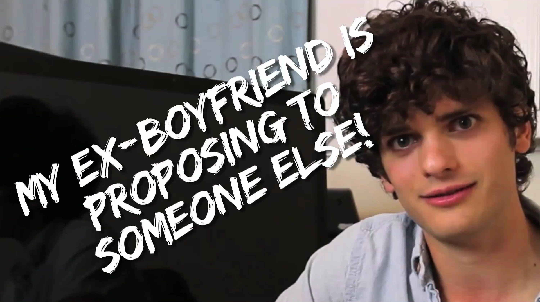 My Ex-Boyfriend Is Proposing to Someone Else! | Jordan's Messyges