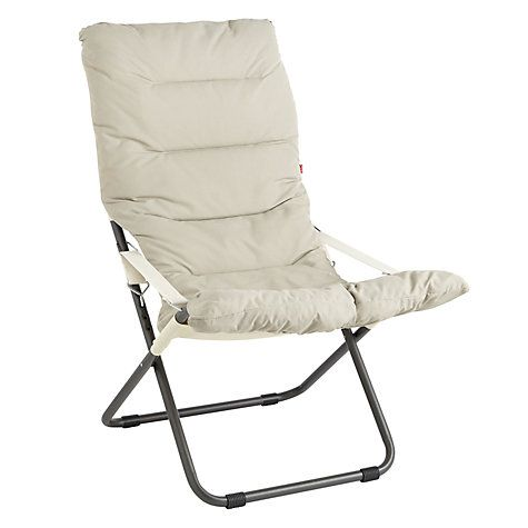Buy Fiam Fiesta Sunlounger John Lewis Outdoor Chairs Sun Lounger Chair Sun Lounger