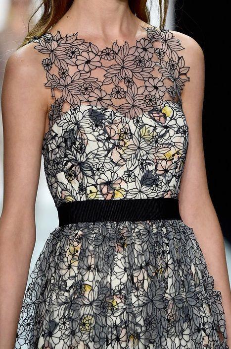 Badgley Mischka - New York Fashion Week / Spring 2016