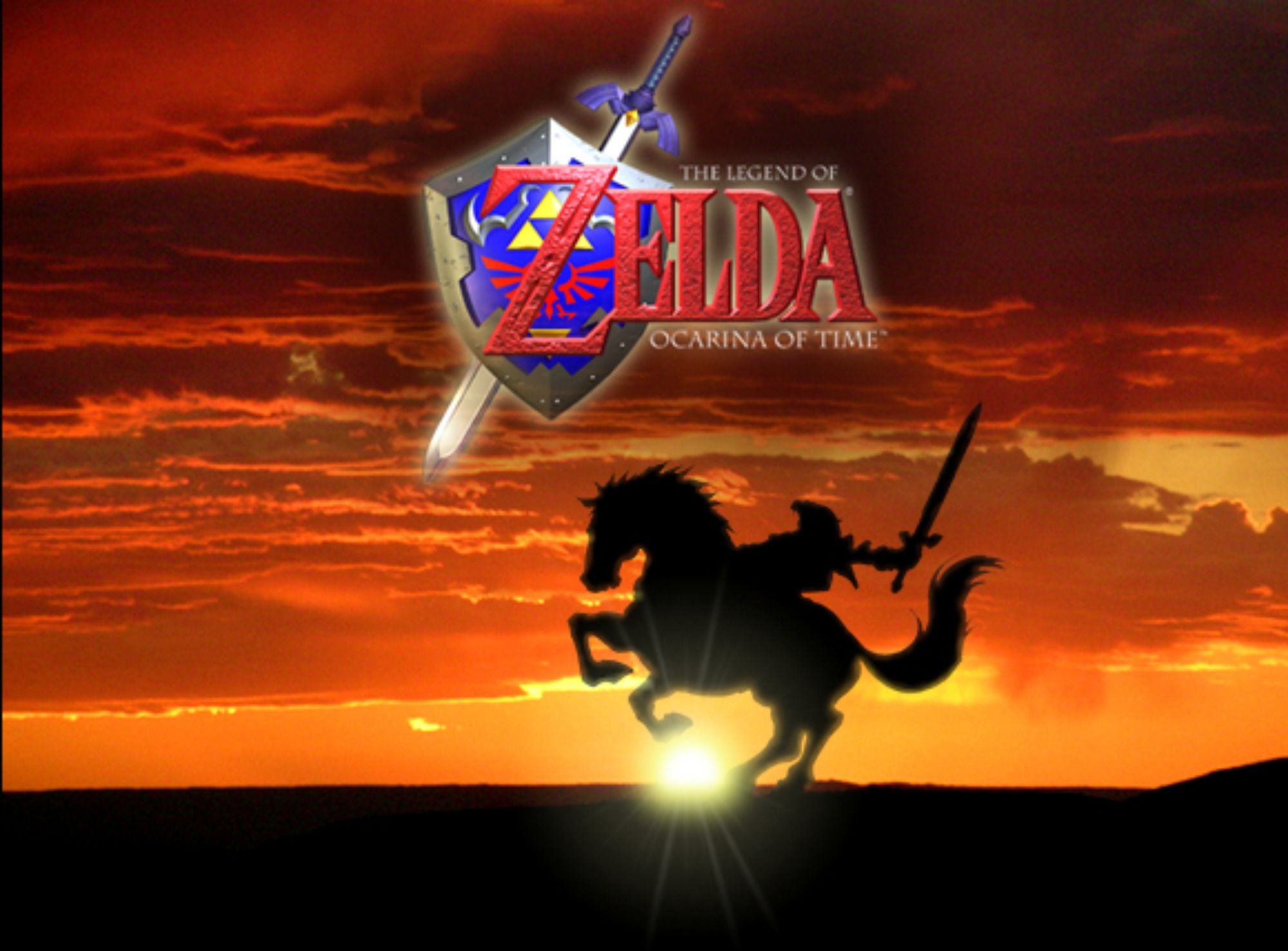 Hd Quality The Legend Of Zelda Ocarina Of Time Wallpaper 6 Game