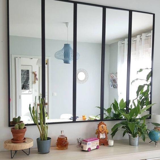 5 miroirs pour cr er une fausse verri re bienvenue dans. Black Bedroom Furniture Sets. Home Design Ideas