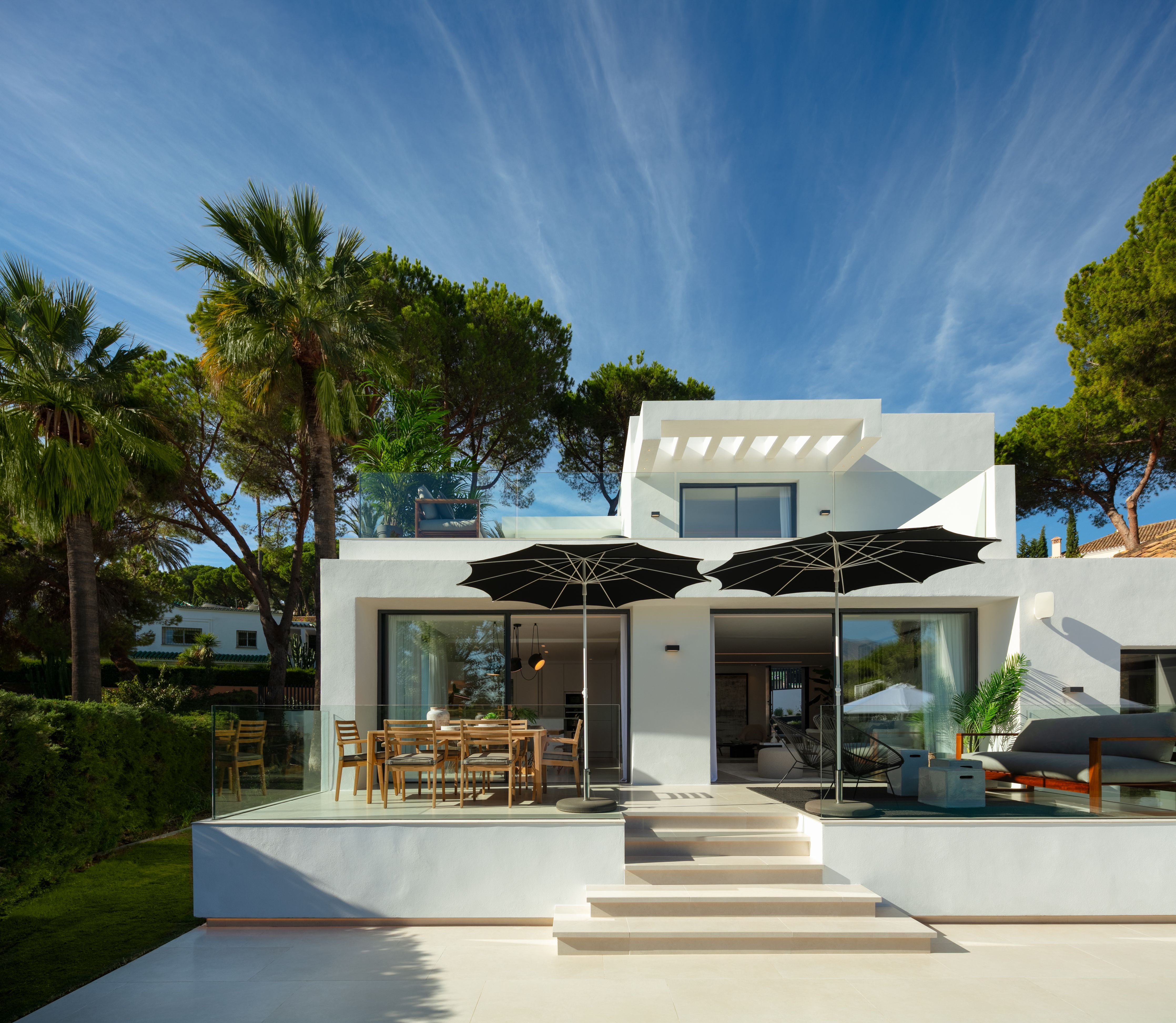 Superb Marbella Luxury Modern Homes For Sale