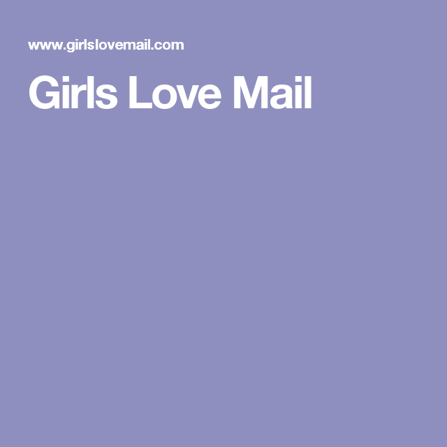 Girls Love Mail...letters for breast cancer patients