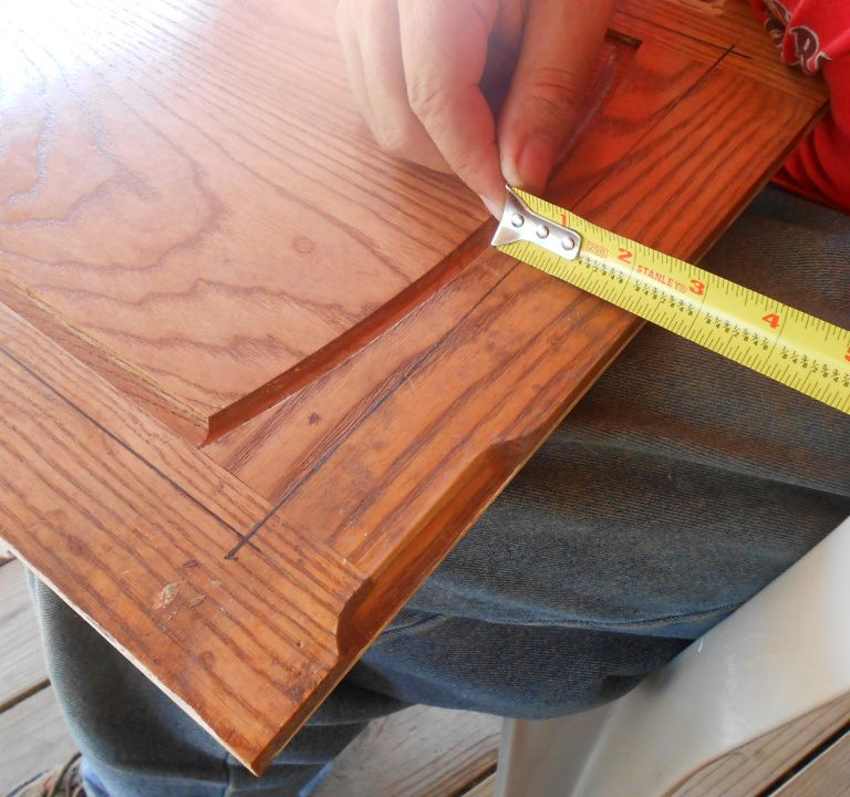 Diy changing solid doors to glass inserts glass