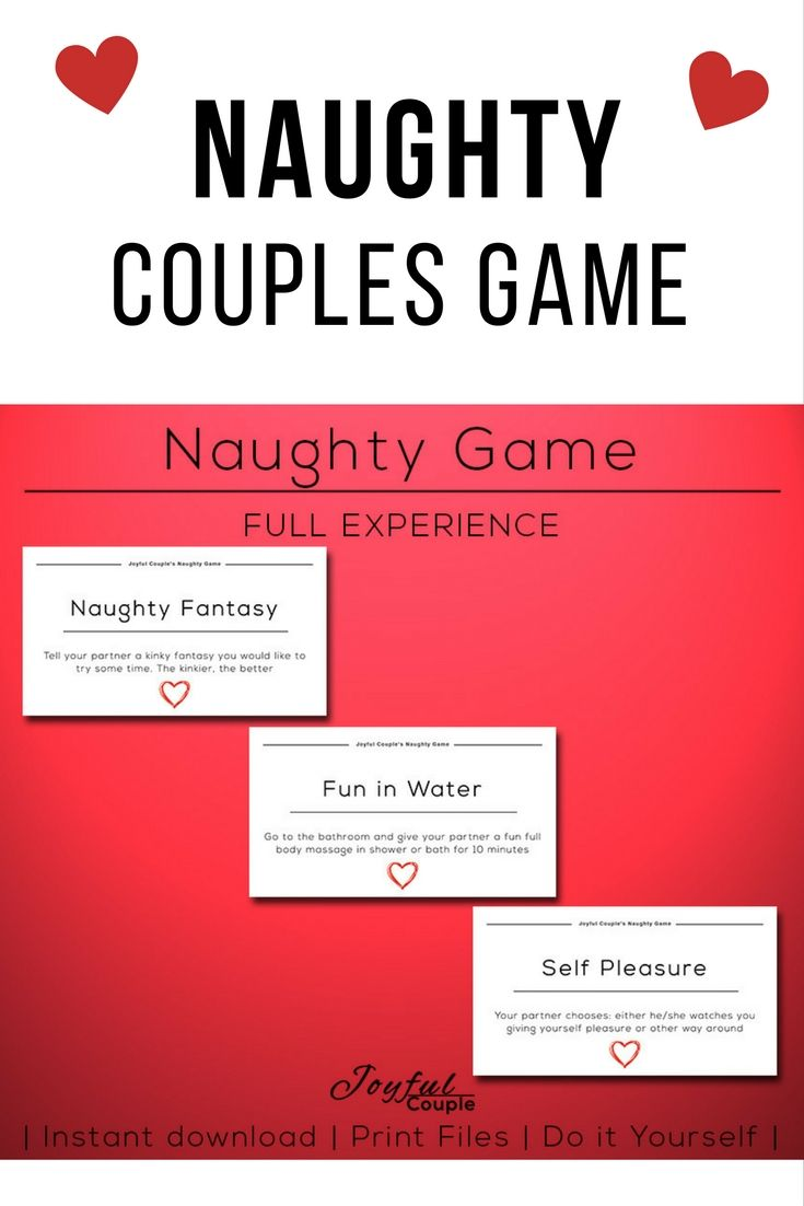 Sex games questions for couples
