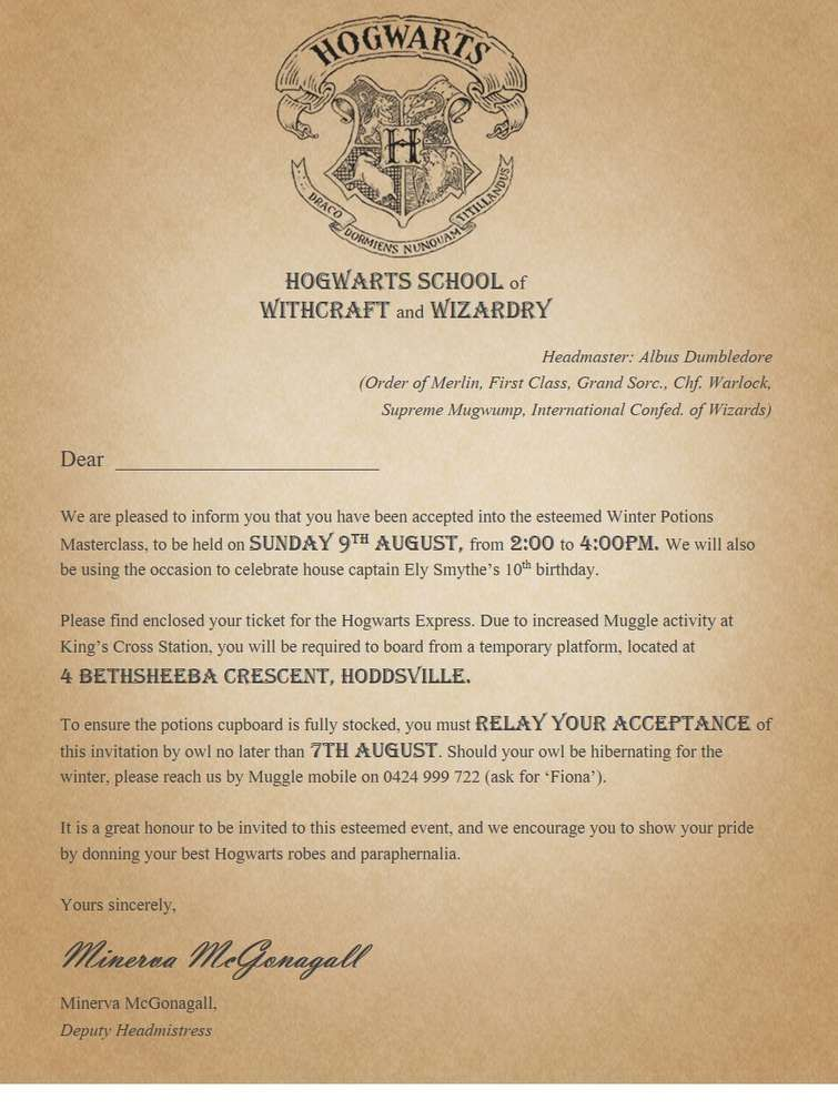 Harry Potter Birthday Party Ideas | Harry potter, Harry potter ...