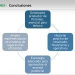 Informe a inversionistas Pemex la petrolera más rentable del mundo