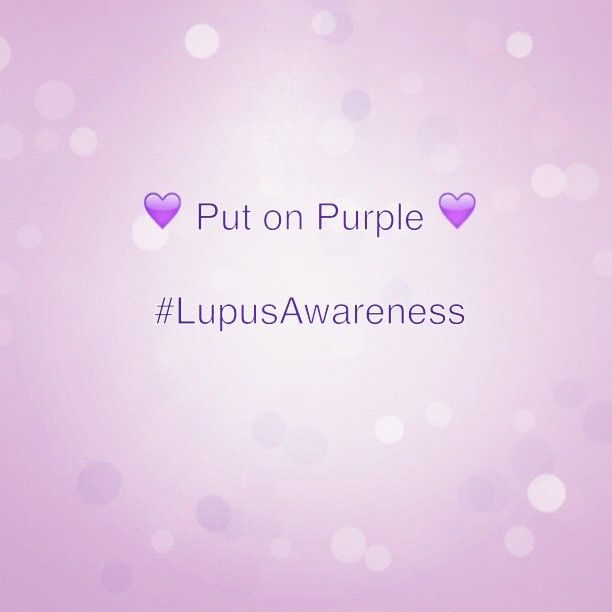 well least my favorite color is purple lol its just so me lupus awareness lupus quotes. Black Bedroom Furniture Sets. Home Design Ideas