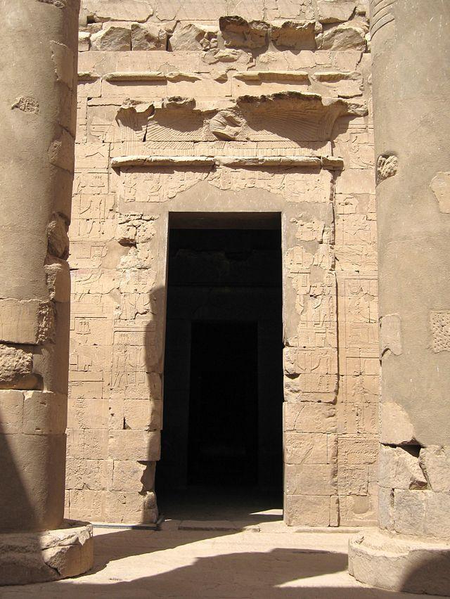 Las Aguas del Nilo (last-of-the-romans: Temple of Kalabsha.)