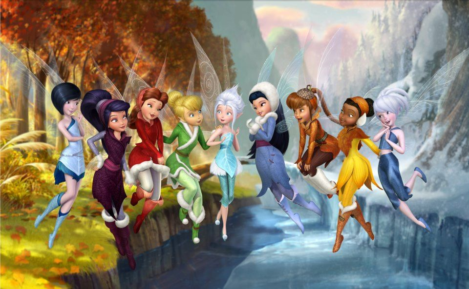 Secret Of The Wings Fairies Tinkerbell And Friends Disney Fairies Tinkerbell Disney