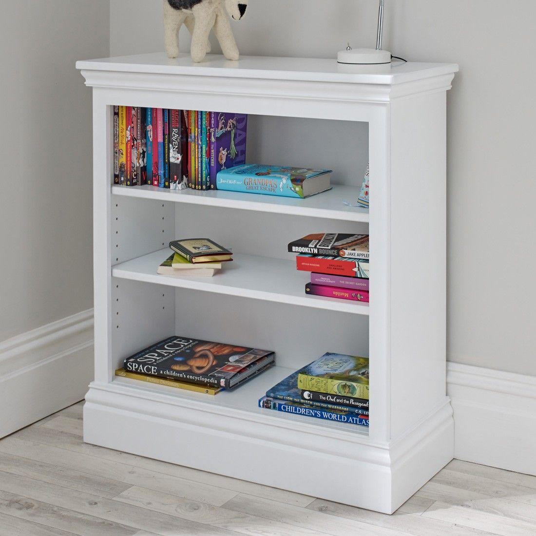 Wicker Bookcase Wrought Iron Bookshelf Antique White Bookcase