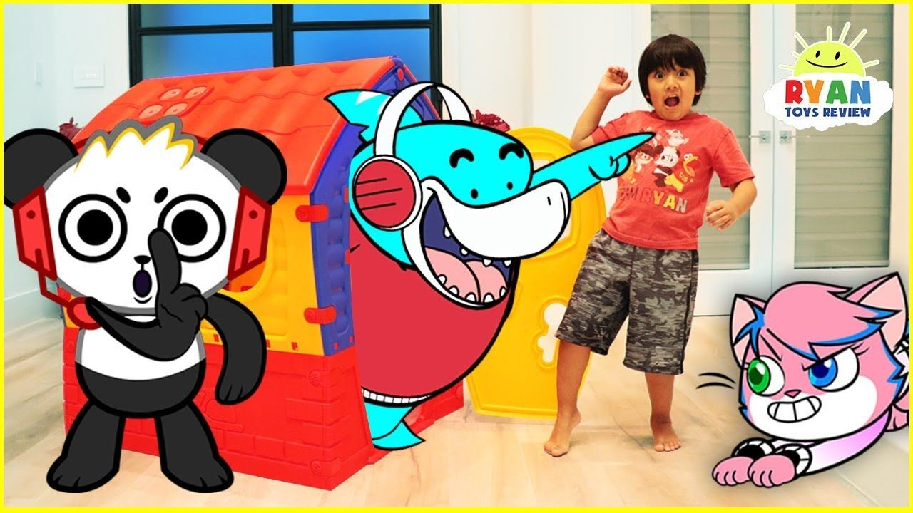 Ryan Toysreview Roblox Jailbreak - 9 S Play With Alpha Lexa Luchainstitute