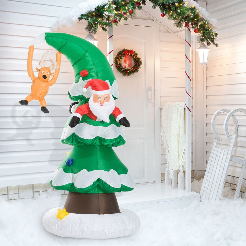 Outdoor Inflatable Yard Decoration 7\