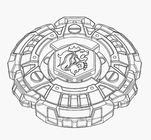 Beyblade Coloring Pages | lalade | Pinterest | Blade