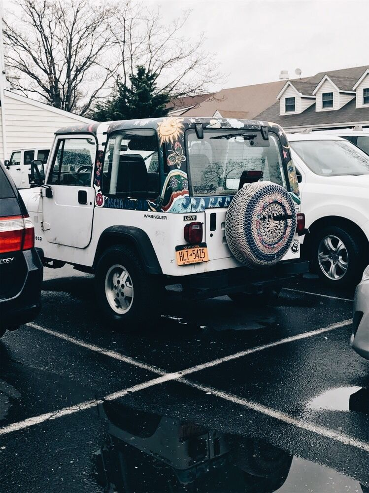 ANY Vehicle Barbie Wishes She Had My Jeep Spare Tire Cover ANY Size