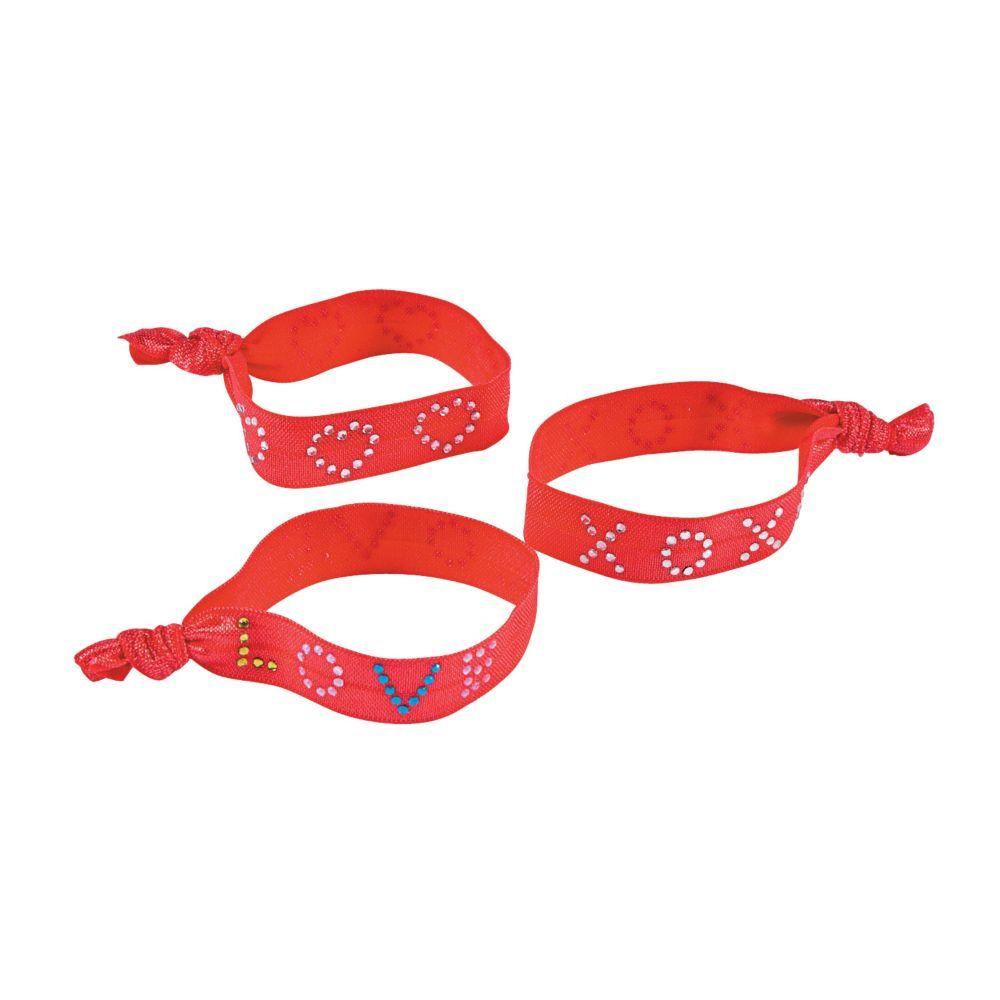 Sweetheart Bracelets & Hair Ties
