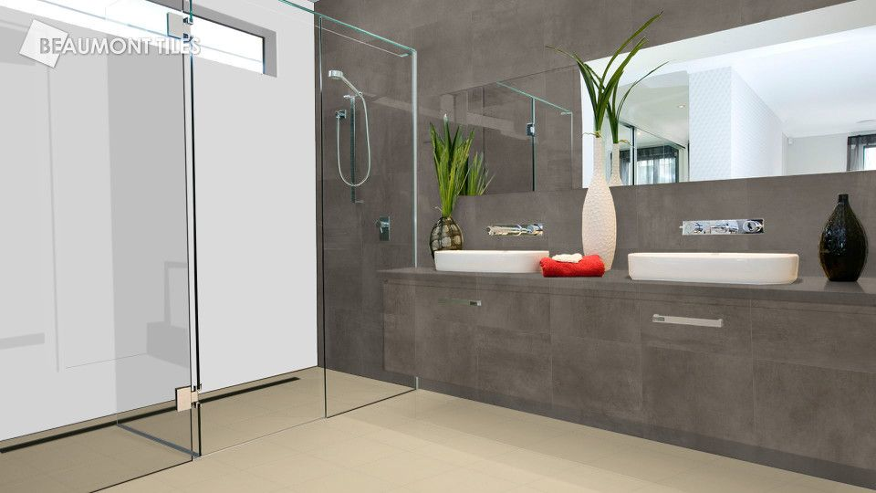 Beaumont Tiles Alto Beige Textured 297x297 Floor Belga