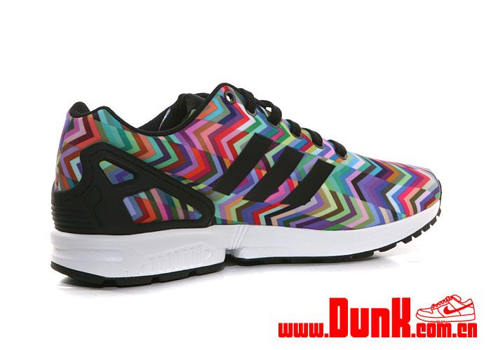 adidas zx flux multicolor prism buy