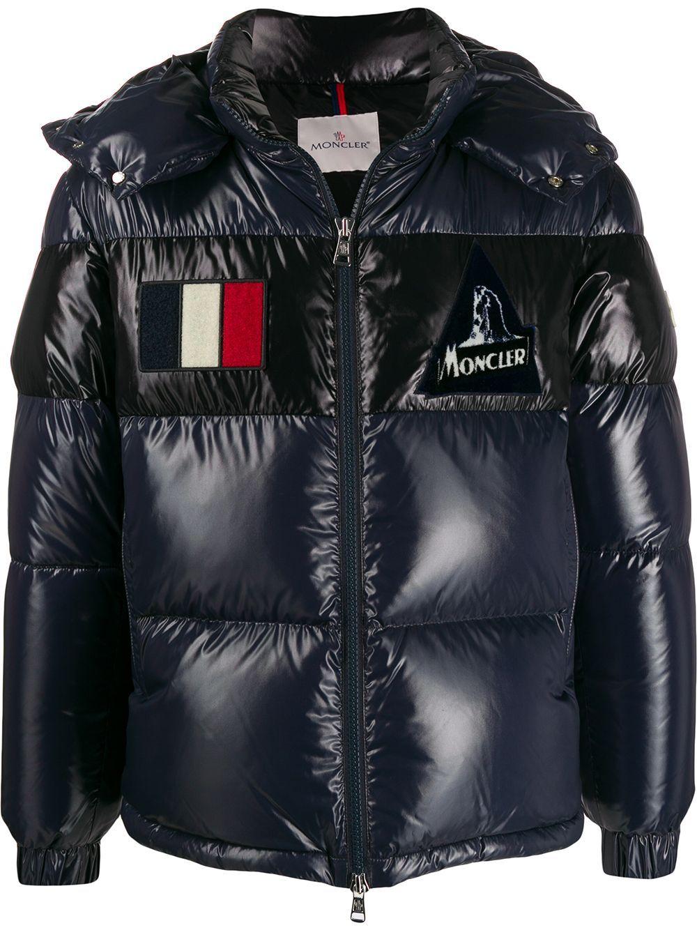 Moncler Gary Short Quilted Puffer Jacket Farfetch Quilted Puffer Jacket Jackets Winter Jacket Men [ 1334 x 1000 Pixel ]