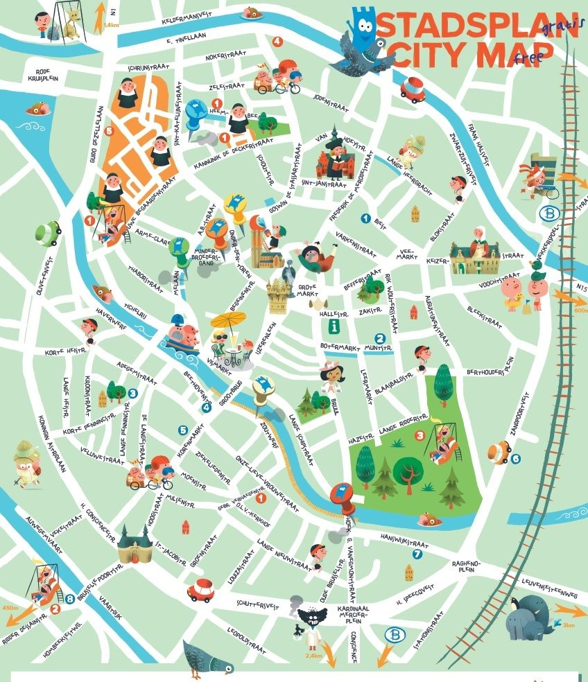 York sightseeing map Maps Pinterest City