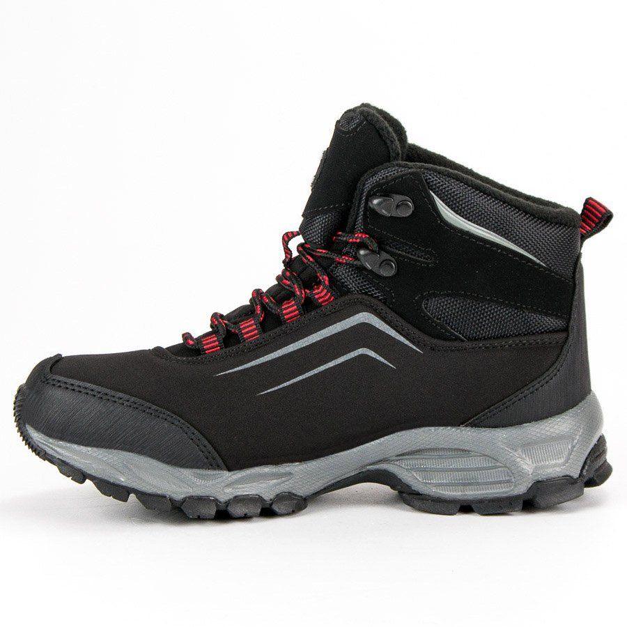 American Club Damskie Zimowe Buty American Czarne Sketchers Sneakers Brooks Sneaker Shoes