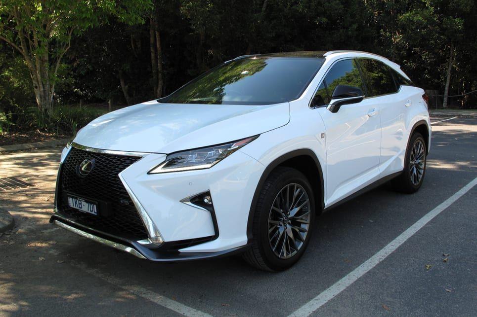 2019 Lexus Rx 350 Concept, Price in 2020 Lexus suv