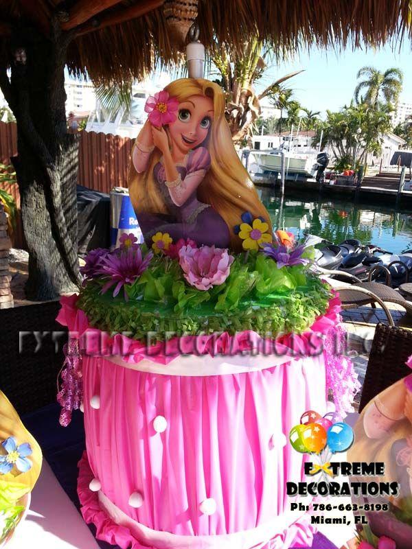 tangled rapunzel pinata birthday parties pinterest rapunzel on tangled rapunzel birthday cake party decorating ideas