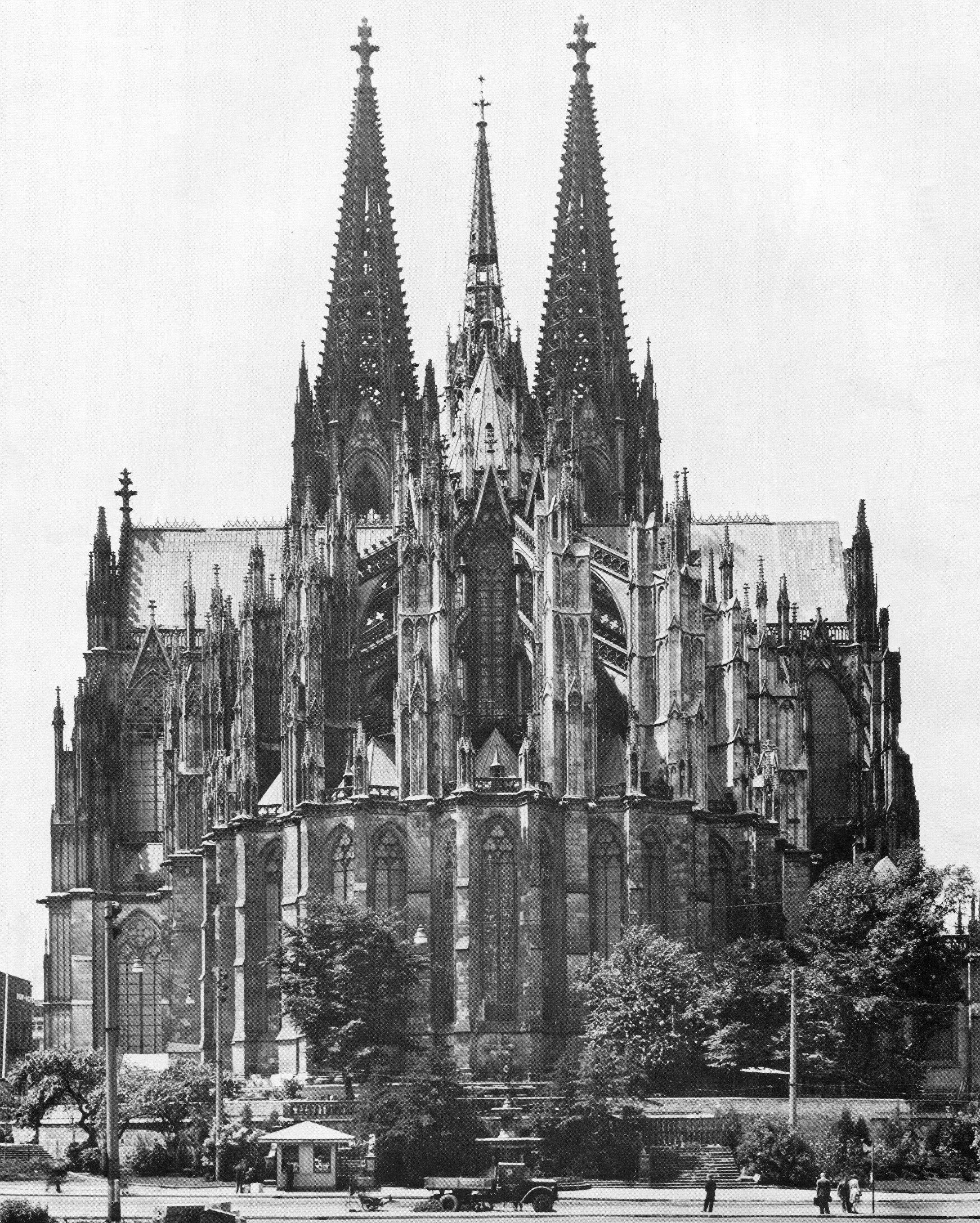 Pin Auf Architecture Romanesque Gothic