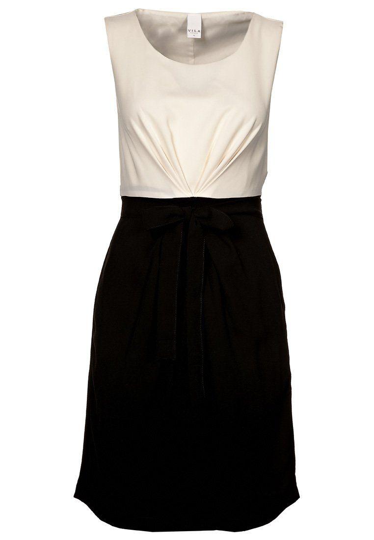 LAVINIA - Cocktailkleid festliches Kleid - crema   black   Zalando.de 🛒 414521eeeb