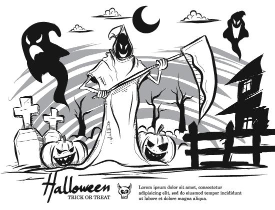 Pin de Lautaro Ramos en Halloween   Pinterest   Halloween, Clip art ...