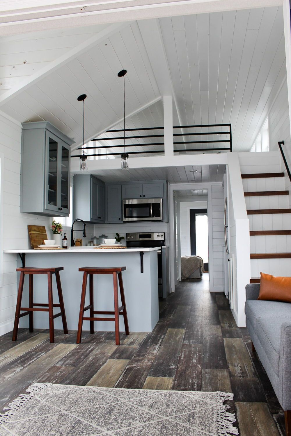 Zion by Mustard Seed Tiny Homes - Tiny Living