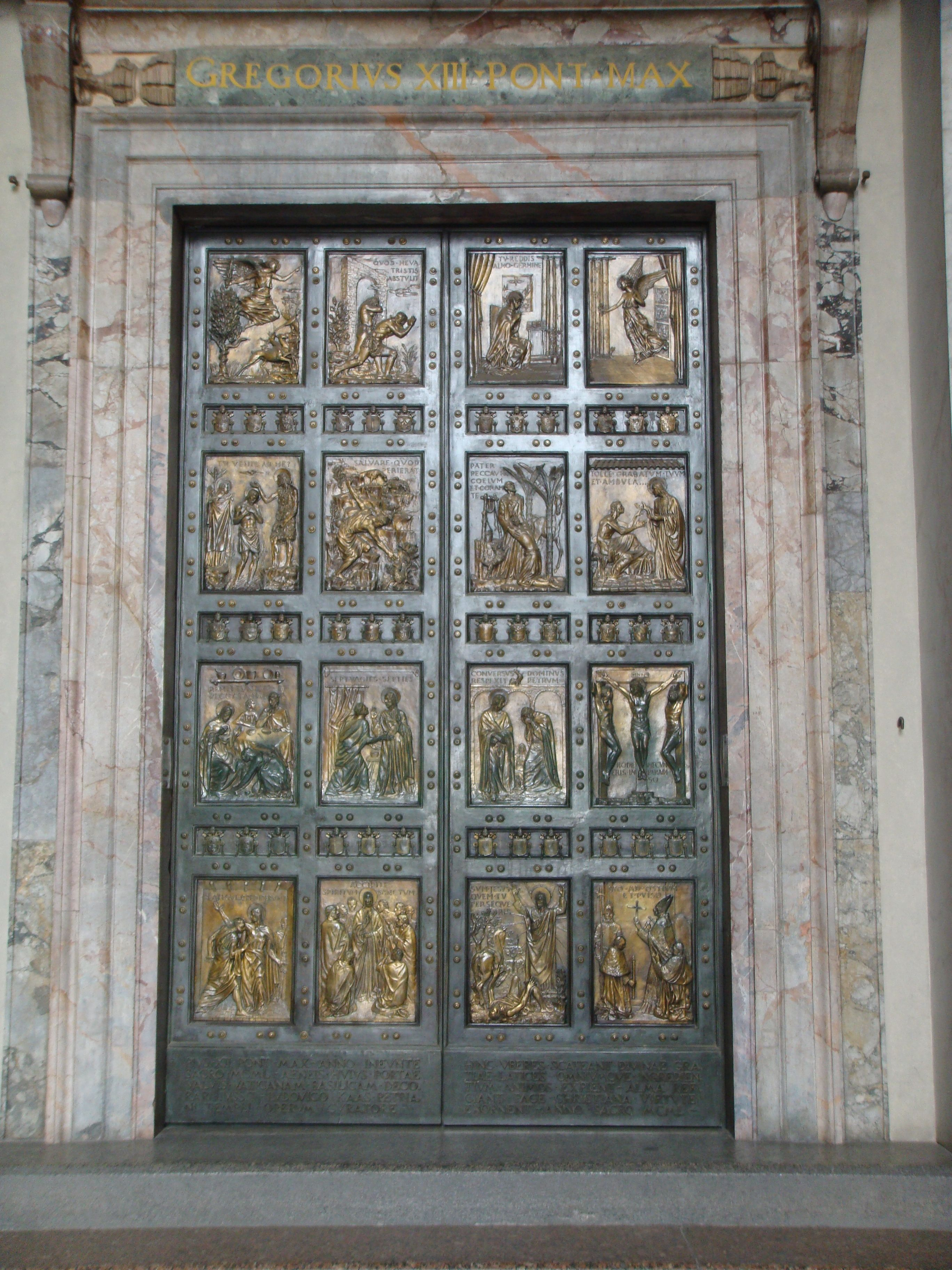 doors of vatican city - Google Search & doors of vatican city - Google Search | Doors of the World ... pezcame.com