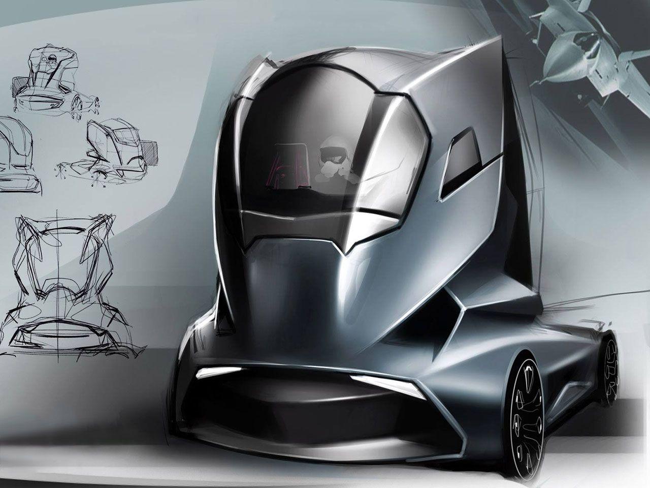 25 of the best food truck designs design galleries paste - Truck Design Concept By Hermann Seitz