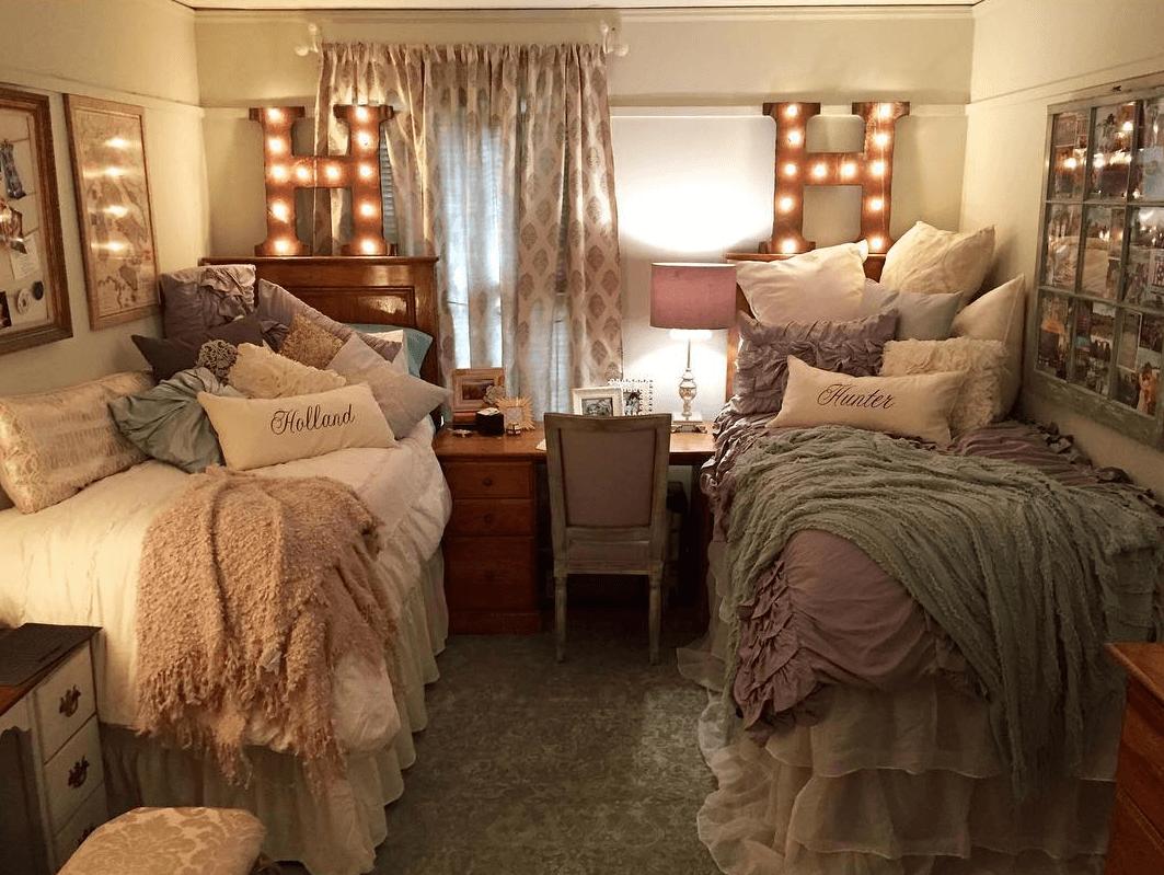 Ritz Carlton Or College Dorm Room You Tell Us Curtsy Dorm