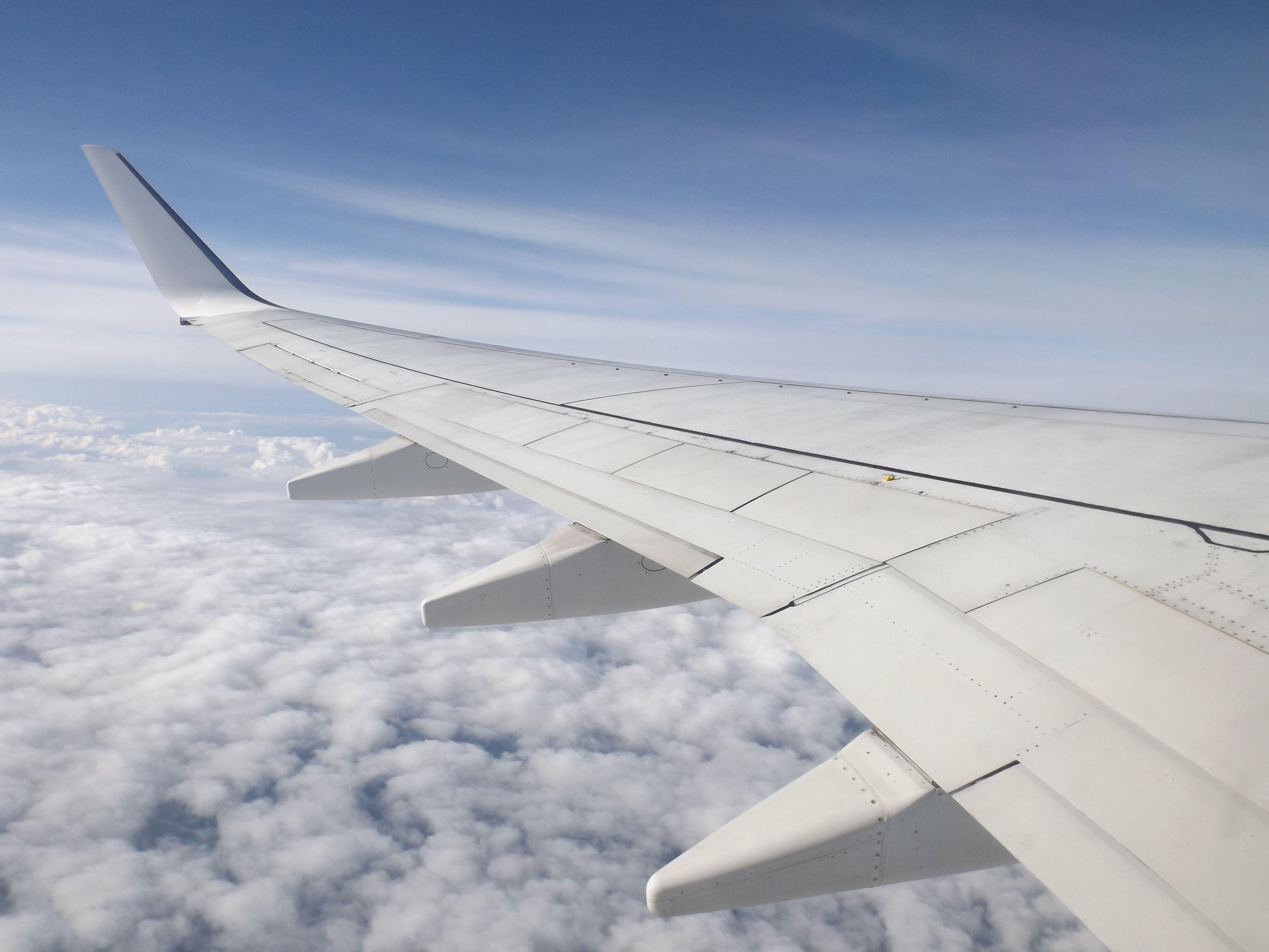 // Somewhere over Poland //