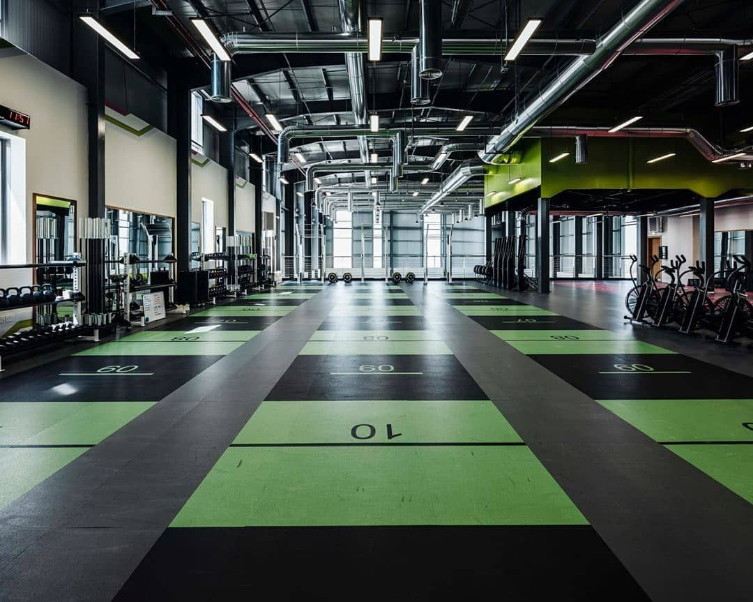 Taking fitness to the next level at Max & Aegle in the