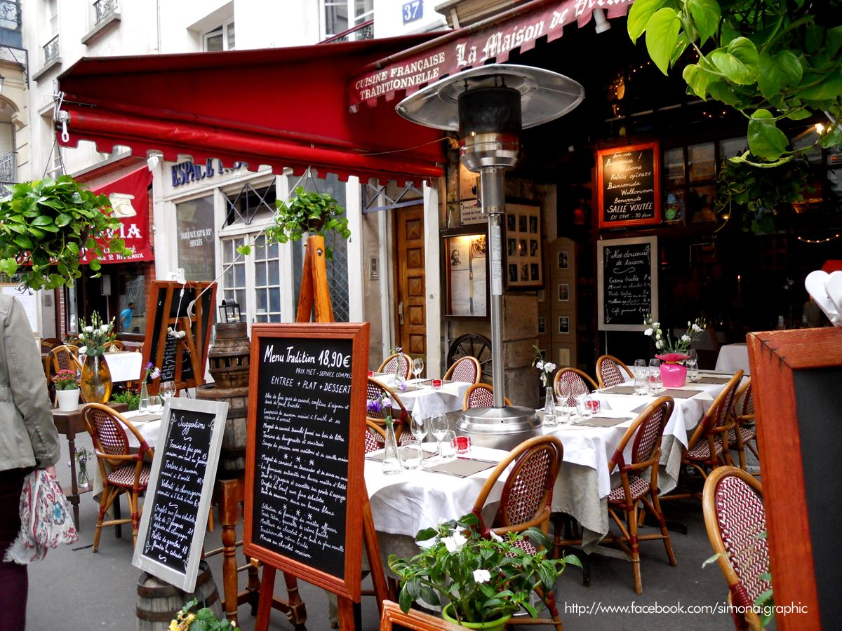 cafe near bastille