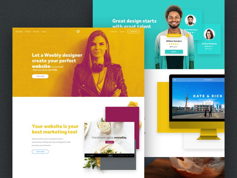 Design Services Landing Page Service Design Web Design Trends Landing Page