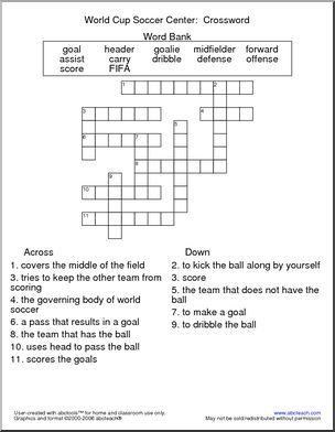 Crossword Puzzles Crossword Puzzles Crossword Fun Worksheets