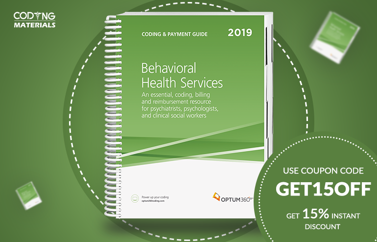 Coding And Payment Guide For Behavioral Health Services