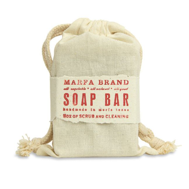 Marfa Brand Handmade Soap Bar