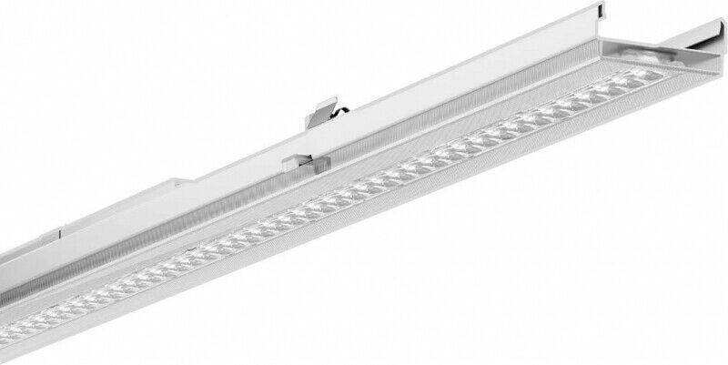 Marke: Trilux LED-Geräteträger | Herstellernummer: 9002018503_Trilux_LED-Geräteträger | Maßeinheit: Stück | Anzahl der Einheiten: 1 | Hersteller: Trilux | Bezeichnung: LED-Geräteträger 2211mm 3000K | Typ: 7651Fi H #9002018503 | EEK des fest eingebauten Leuchtmittels: A++, A+, A (LED) | EEKn-Spektrum: A++ bis E | Leuchtmittel: LED nicht austauschbar | Mit Leuchtmittel: ja | Geeig. für Leuchtmittelanzahl: 1 | Werkstoff des Gehäuses: Stahl | Gehäusefarbe: weiß | Spannungsart: AC/DC | Nennspannung: