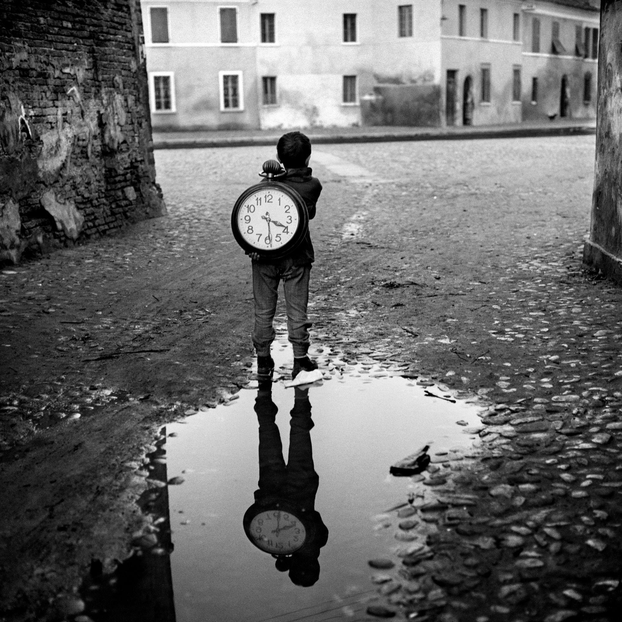 Neorealism: Gianni Berengo Gardin Photography