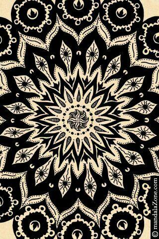 Fodos De Pantallas Mandalas Pintadas Mandalas De Colores Fondos De Pantalla Wallpaper