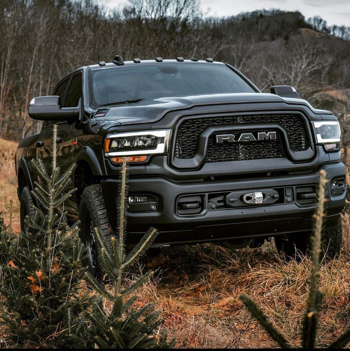 Ram 2500 Power Wagon In 2020 Dodge Trucks Ram Dodge Trucks Dream Cars Jeep